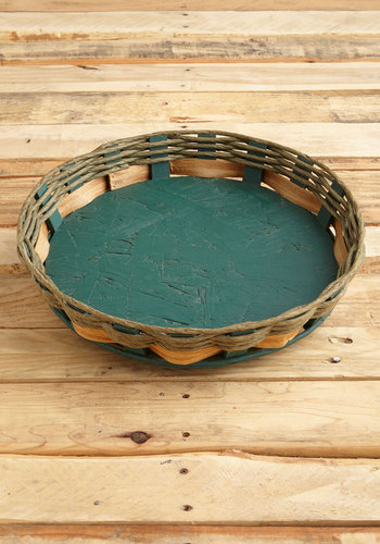 Vintage Crown Jewel Lazy Susan