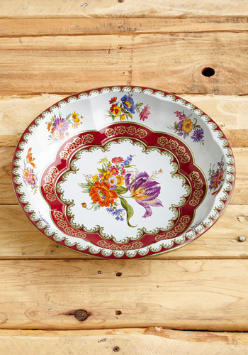Vintage Sublime Servings Bowl