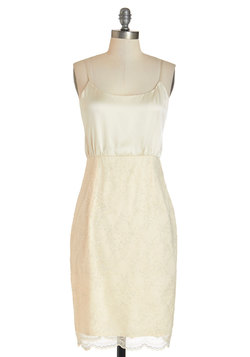 Champagne Celebration Dress