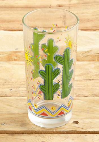 Vintage Find a Shandy Spot Glass