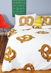 Snack Nap Duvet Cover in Full/Queen