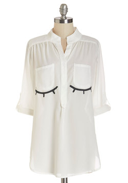 Peaceful Visage Top