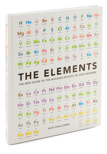The Elements - Multi, Nifty Nerd, Better, Guys