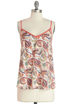 Swirl Into Summer Top