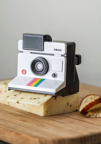 Smile and Say Cheese Slicer by Gama-Go - Multi, Quirky, Nifty Nerd, Good, Hostess, Under $20