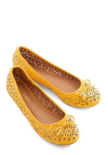 Hello Dearest Flat - Yellow, Solid, Bows, Cutout, Daytime Party, Darling, Spring, Good, Flat, Nautical