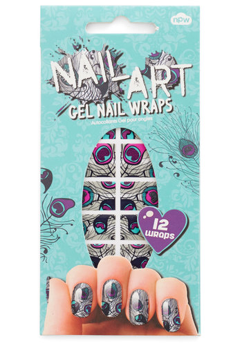 Manicure-All Nail Stickers - Multi, Darling, Animal Print