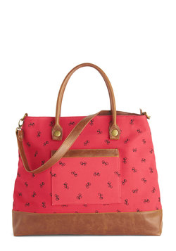 The Wheel World Tote