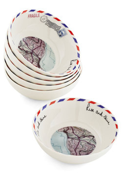 Arise and Dine! Bowl Set