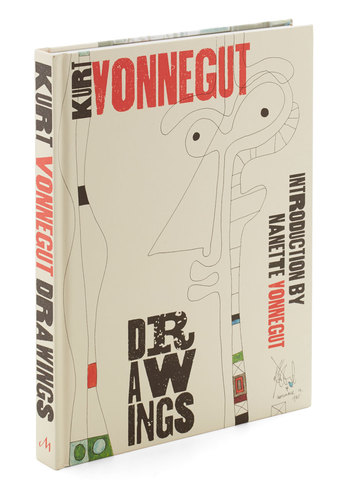 Kurt Vonnegut: Drawings - Multi, Nifty Nerd, Better, Guys