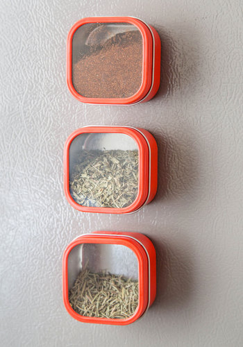 A Place for Everything Container Set - Orange, Dorm Decor, Urban, Good, Solid, Hostess