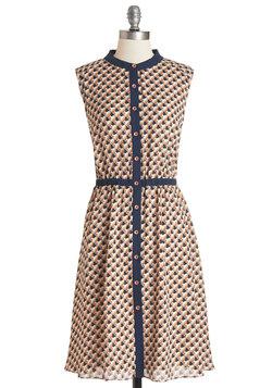Naturally Nouveau Dress