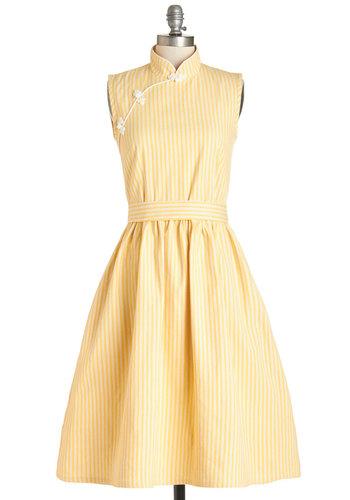 Biographical Book Club Dress
