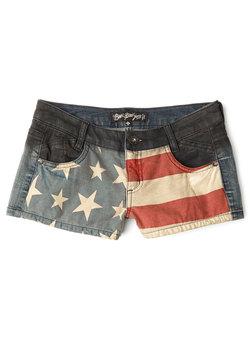 Fireworks Attire Shorts