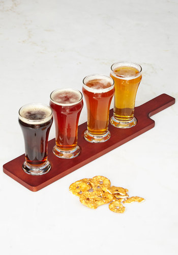 Beer Flight of Fancy Glass Set - Multi, Rustic, Better