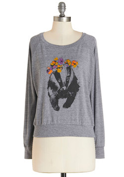 Badger to the Bone Sweatshirt