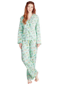 Pedal to Paradise Pajama Set