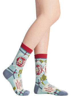 Get Cozy, Cutie Socks