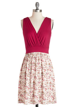 Raspberry Crush Dress
