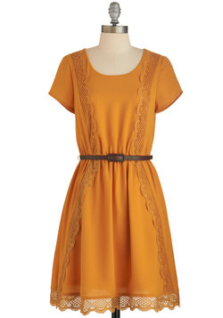 Be Marigold Dress