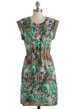 Greenery Gal Dress