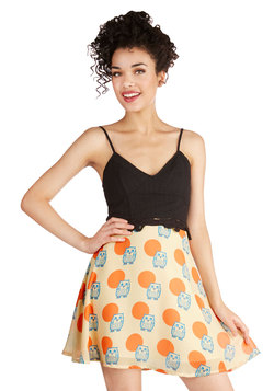Wise Friend Skirt