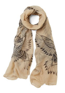 Sights for Soaring Eyes Scarf