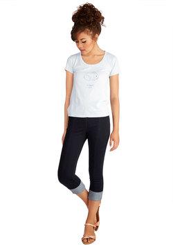 Grill Guru Capri Jeans