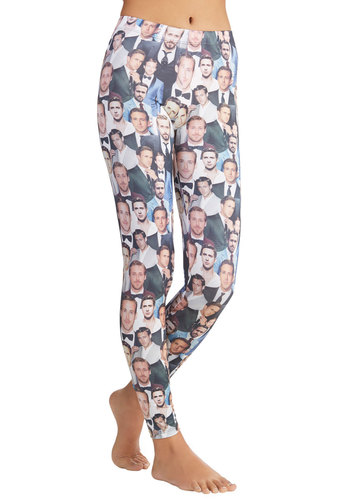 Crazy, Stupid, Lovely Leggings