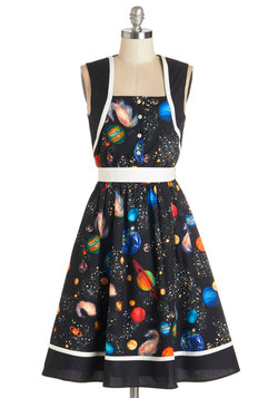 You're Out of this World Dress
