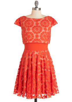 Eva Franco Love Will Find a Sway Dress