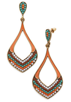 Mod Topic Earrings