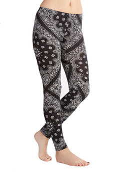 Strike Up the Bandana! Leggings