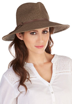 Safari Finesse Hat in Brown
