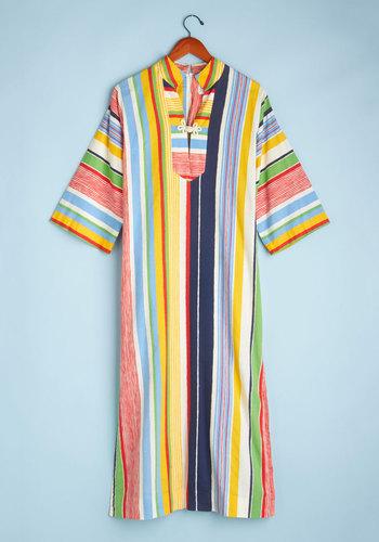 Vintage Treehouse Retreat Dress