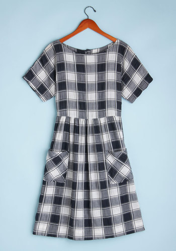 Vintage New Flat Fete Dress