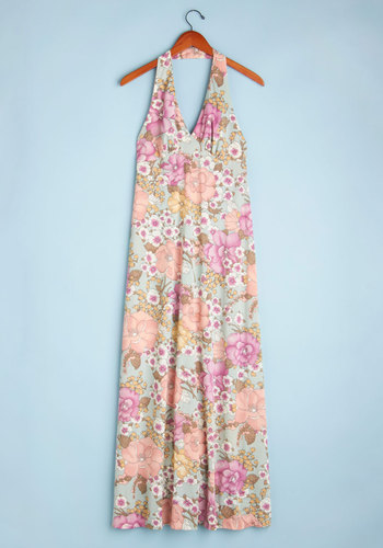 Vintage Blooming Good Time Dress