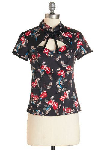 Garden Get-Together Top