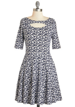 Bloom in a Cottage Dress
