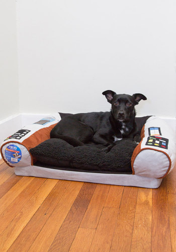 Deep Space Canine Dog Bed - Multi, Sci-fi, Nifty Nerd, Best, Guys, Dog