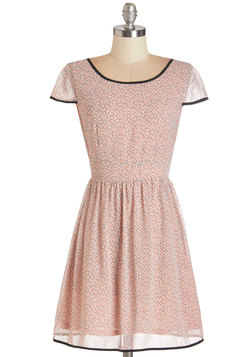 Thrill Me Up Buttercup Dress