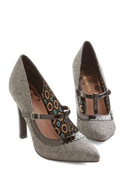 More Than Appealing Heel