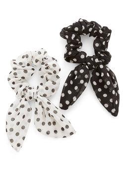 Sock Hop Sweetie Hair Tie Set