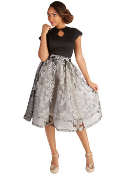 Luncheon Hostess Skirt