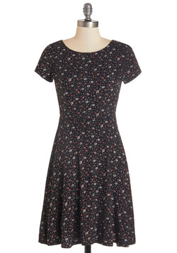 Pastoral Picnic Dress
