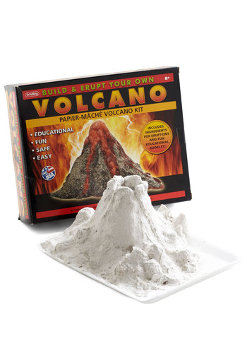 I Feel So A-Lava Volcano Kit - Multi, Nifty Nerd, Good, Scholastic/Collegiate, Guys