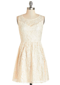 What Makes Me Romantic Dress