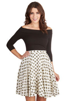 Proclivity for Positivity Skirt