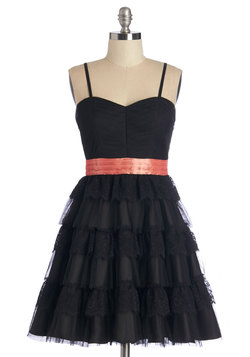Birthday Magic Dress in Black