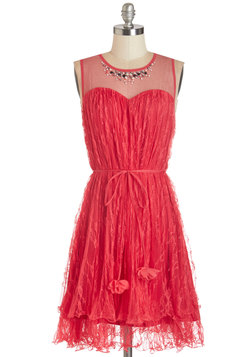 Strawberry Salsa Dress